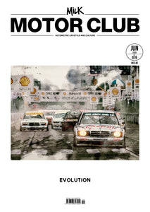 019 Milk Motor Club — Evolution