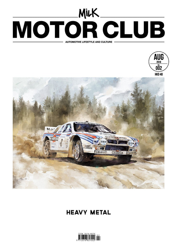 002 Milk Motor Club — Heavy Metal