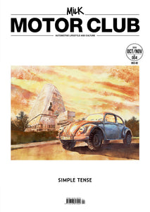 004 Milk Motor Club — Simple Tense