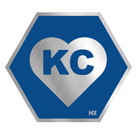 Heart KC (Blue)