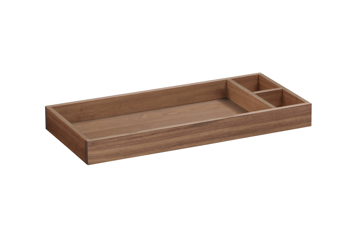 UB0319UL,Removable Changer Tray for Nifty In Walnut Finish