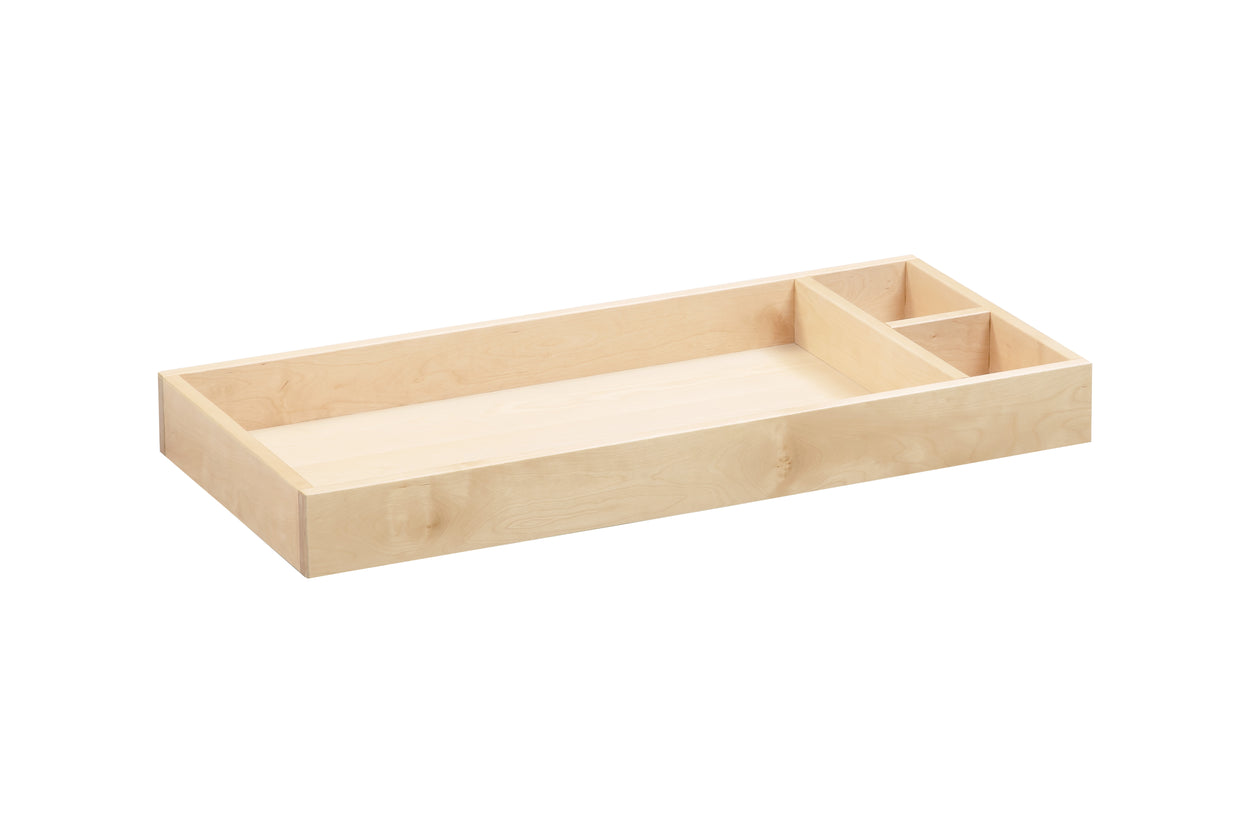 UB0319BR,Removable Changer Tray for Nifty in Natural Birch