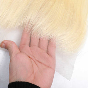 Blonde-613-human-hair-brazilian-straight-preplucked-transparent-613-lace-frontal