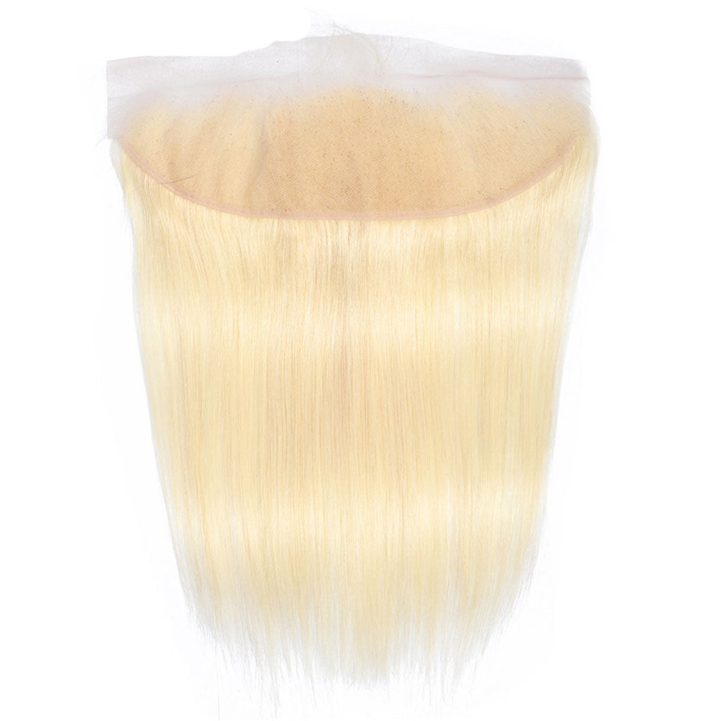 Blonde-brazilian-straight-human-hair-613-frontal-transparent-lace-frontal