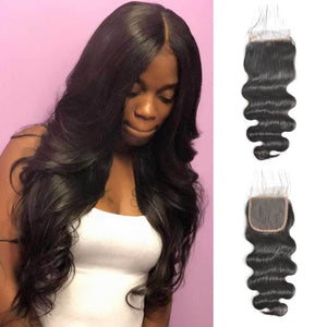 Bombtress-Brazilian-body-wave-4x4-lace-closure-4x4-swiss-lace-hand-tied-virgin-human-hair