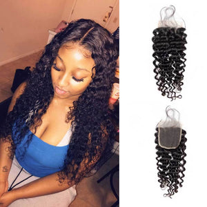 Bombtress-Brazilian-deep-wave-4x4-lace-closure-on-sale-hand-tied-virgin-human-hair-150%-density