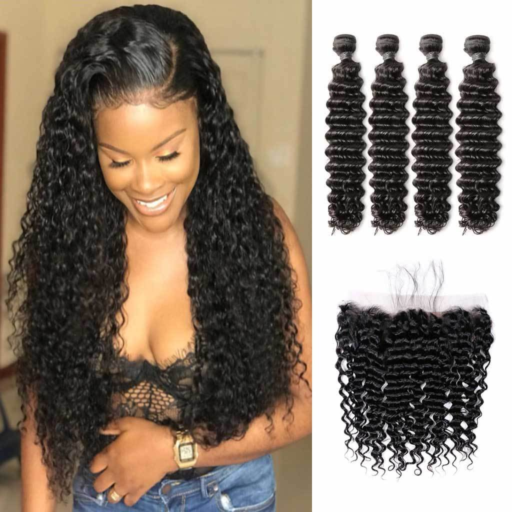 Bombtress-Brazilian-deep-wave-curly-hair-4-bundles-with-lace-frontal-unprocessed-human-hair
