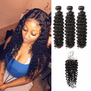 Bombtress-Brazilian-deep-wave-curly-hair-bundles-with-closure-cheap-human-hair-bundles-and-4x4-lace-closure