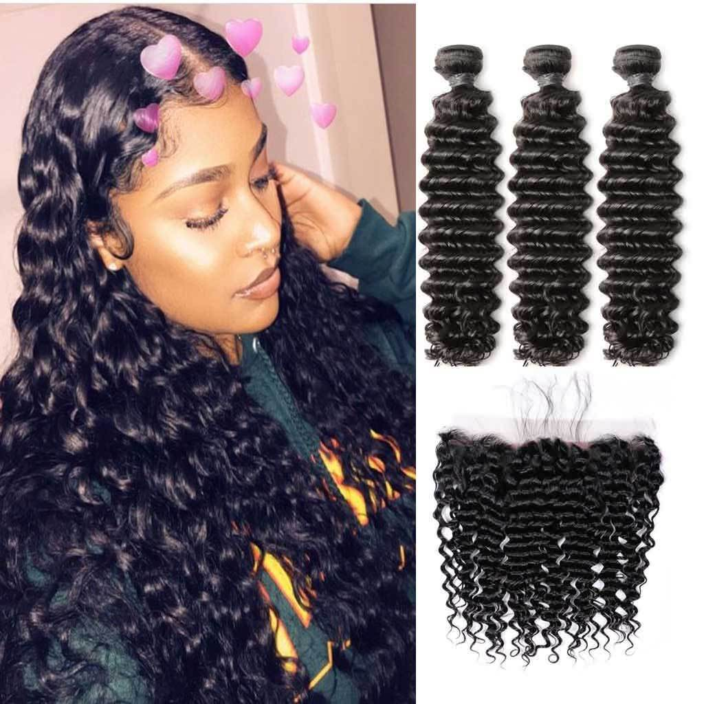 Bombtress-Brazilian-deep-wave-curly-virgin-hair-bundles-with-frontal-cheap-brazilian-hair-lace-frontal