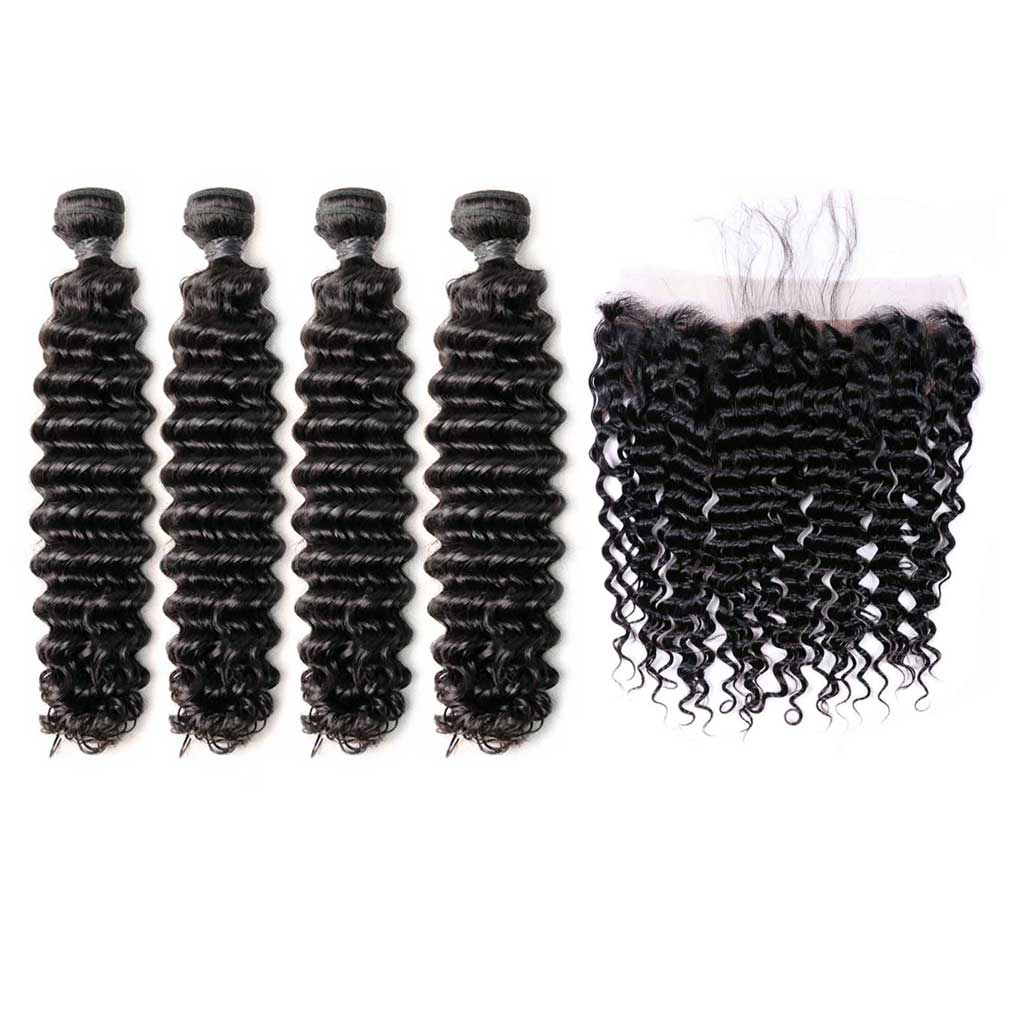 Brazilian-deep-wave-curly-hair-4-bundles-with-lace-frontal-cheap-human-hair-on-sale