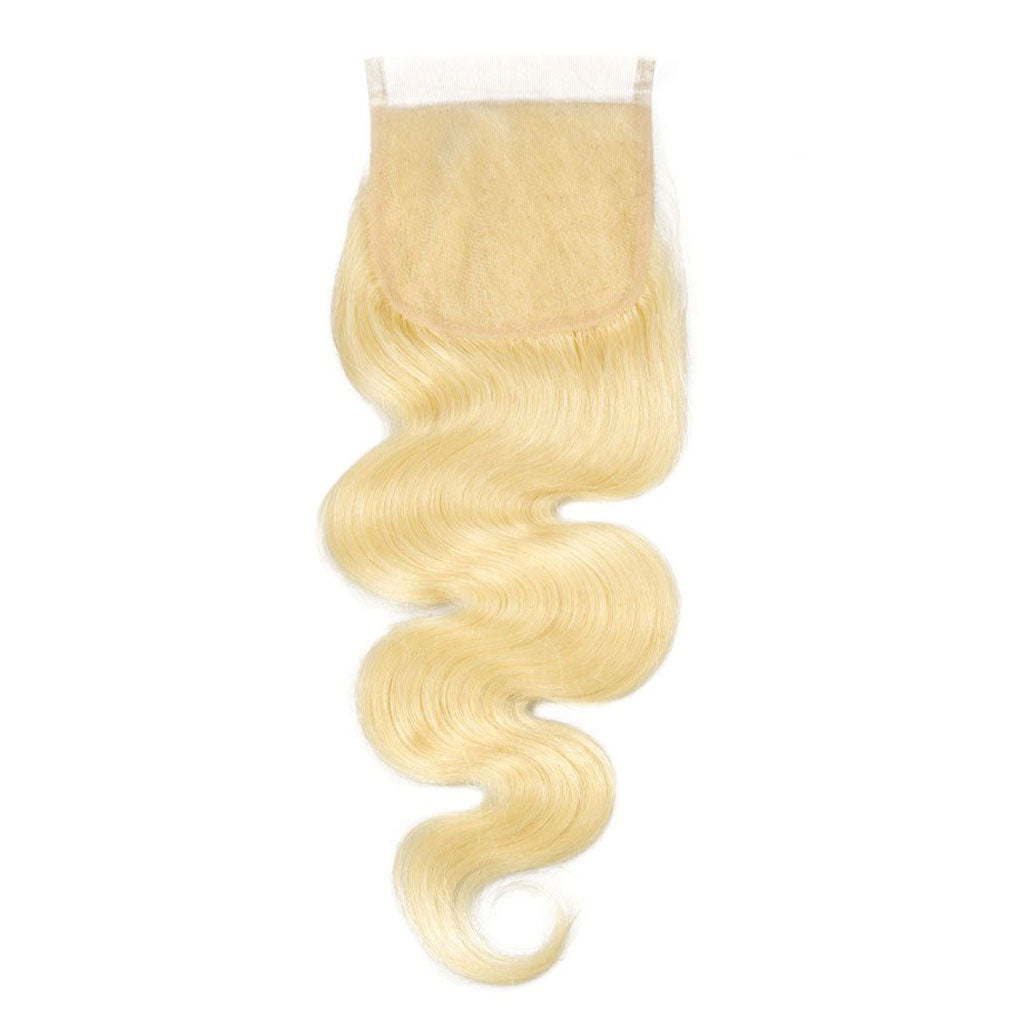 Brazilian-lace-closure-body-wave-blonde-hair-613-human-hair-4x4-closure
