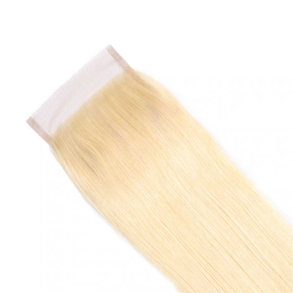 Brazilian-lace-closure-straight-613-blonde-human-hair