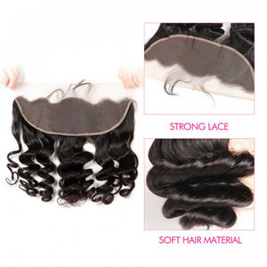 Brazilian-lace-frontal-loose-wave-virgin-hair-natural-hairline-4x13-medium-brown-swiss-lace