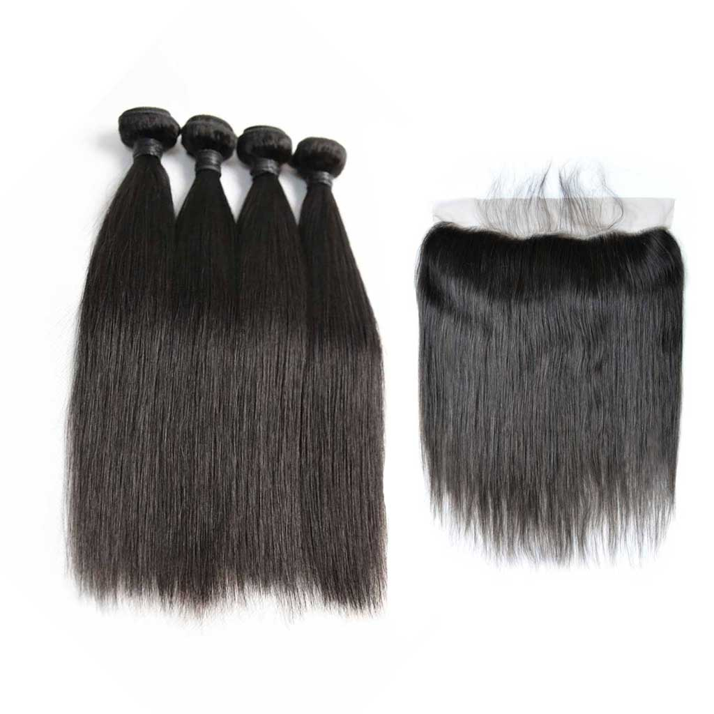 Brazilian-straight-virgin-hair-4-bundles-with-preplucked-4x13-lace-frontal-deal