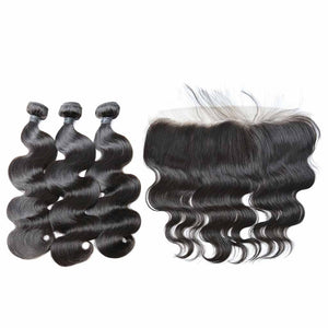 Brazilian-virgin-hair-body-wave-bundles-with-frontal-cheap-preplucked-lace-frontal
