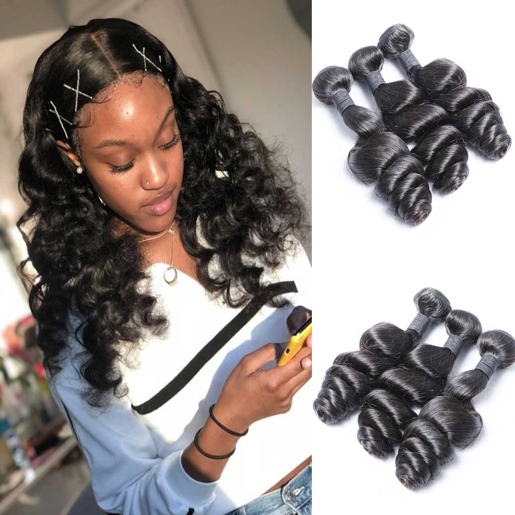 Brazilian-virgin-hair-loose-wave-hair-3-bundles-deal-100%-human-hair-no-tangle-no-shedding