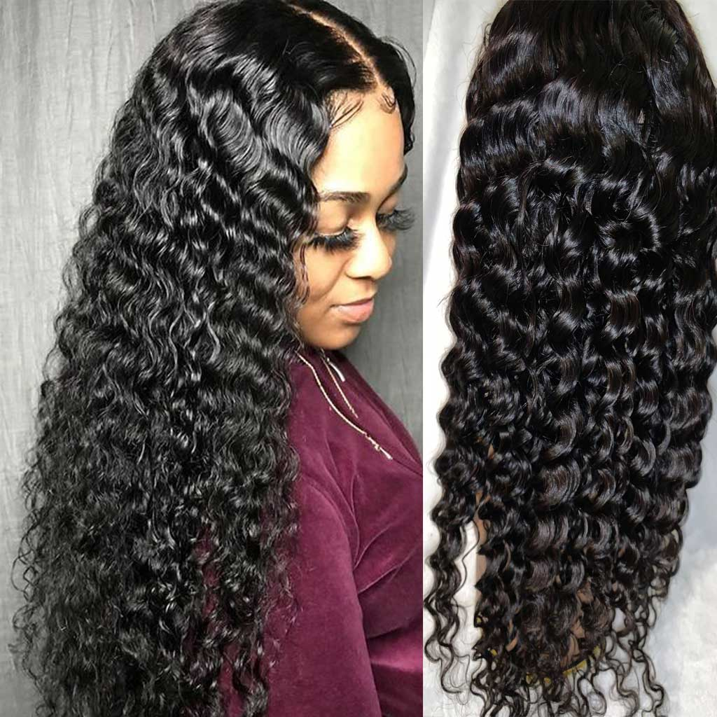 Deep-wave-human-hair-4x4-lace-closure-wig-preplucked-wig