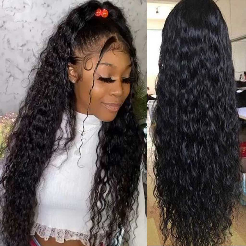 Water-wave-lace-front-wig-100-virgin-human-hair