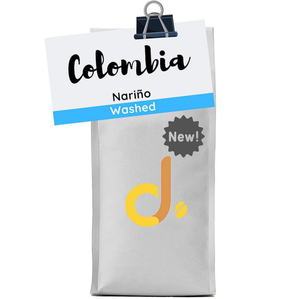 Colombia Nariño | Washed