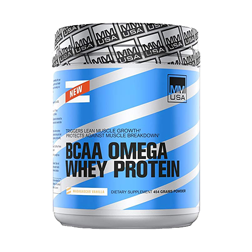 BCAA OMEGA WHEY PROTEIN CHOCOLATE