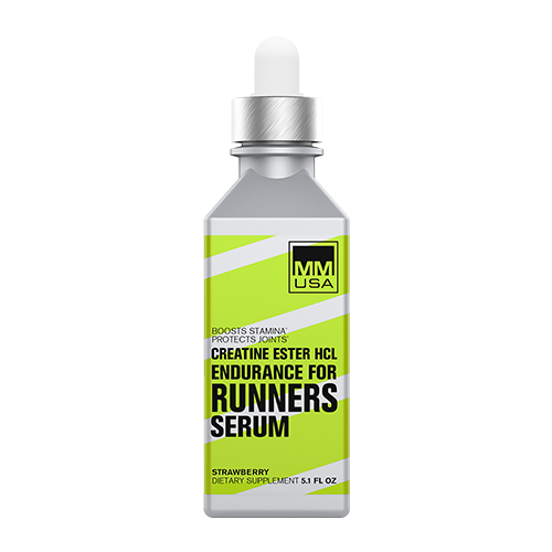 CREATINE ESTER HCL ENDURANCE FOR RUNNERS SERUM