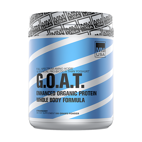 GOAT ENHANCED ORGANIC PROTEIN WHOLE BODY