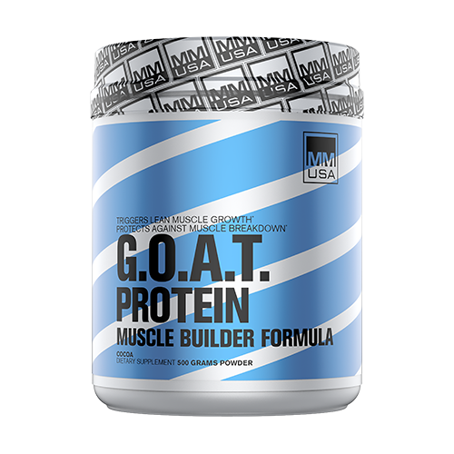 GOAT PROTEIN MUSCLE BUILDER FORMULA