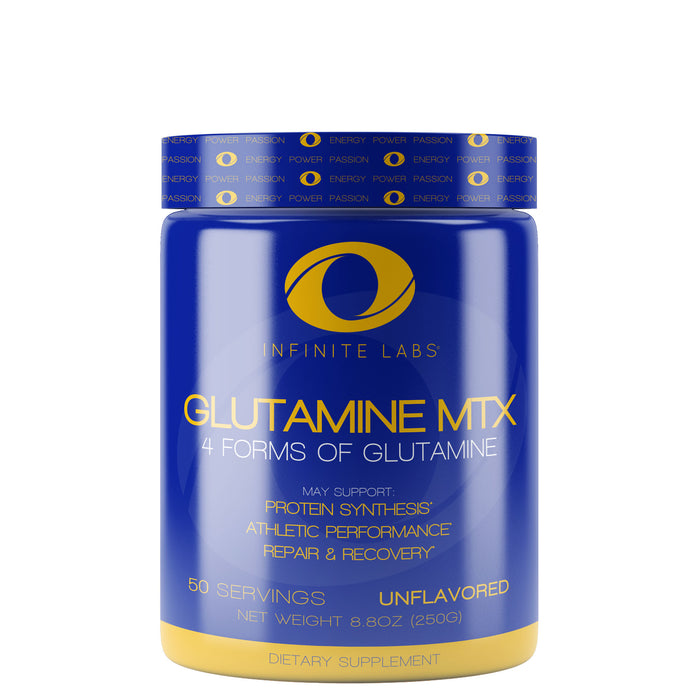 Glutamine MTX Powder Unflavored