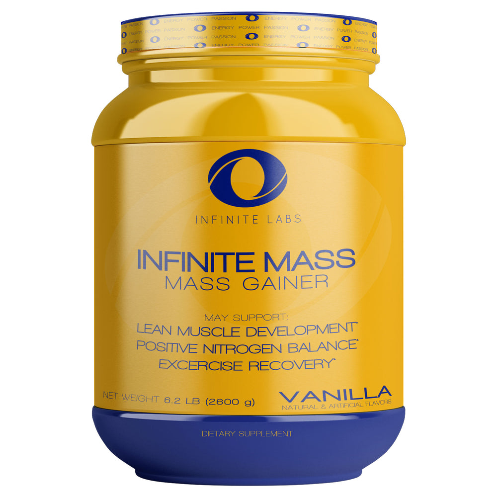 Infinite Mass Protein Gainer 6lb