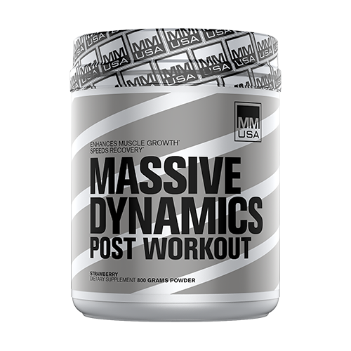 MASSIVE DYNAMICS POST WORKOUT