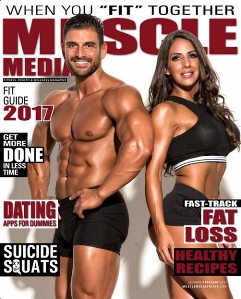 Muscle Media Magazine 2017 Jan-Feb