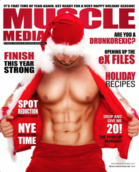 Muscle Media Magazine 2017 Nov-Dec
