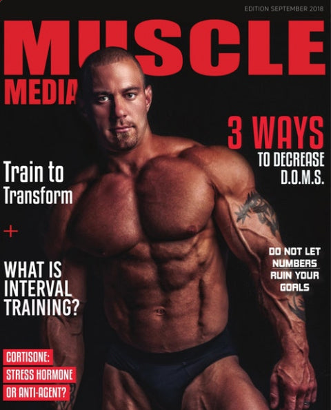 Muscle Media Magazine 2018 Sep-Oct