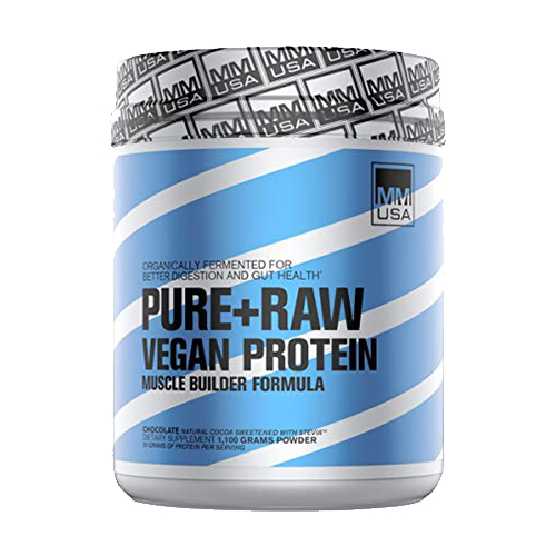 PURE+ RAW VEGAN PROTEIN