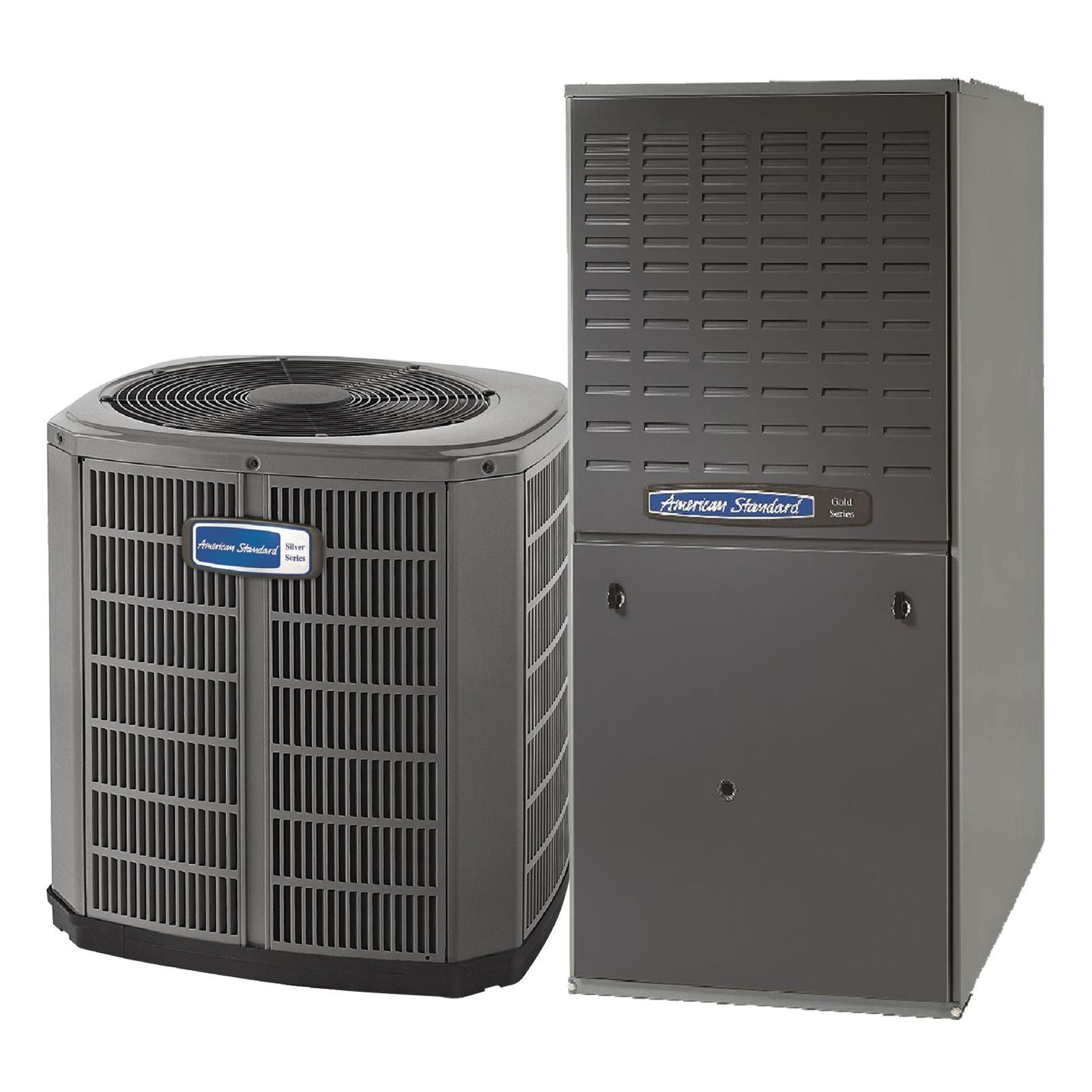 American Standard 5-Ton Platinum 18 SEER Variable Compressor with Gas Heat