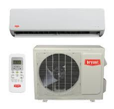 Bryant 1-Ton 17 SEER Heat Pump Ductless Split System