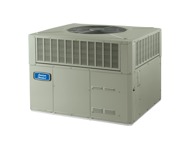 American Standard 2-Ton Silver 14 SEER Package Unit with Electric Heat