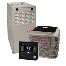 Bryant 4-Ton 20 SEER Evolution Variable Speed Compressor with Gas Heat