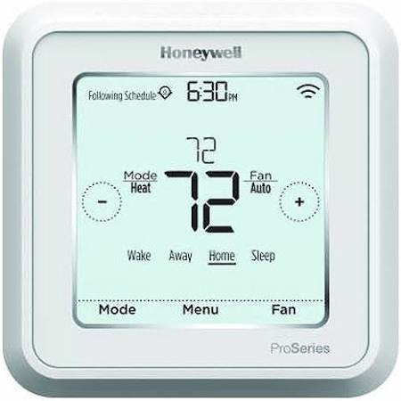 Upgrade Thermostat to WIFI Enabled