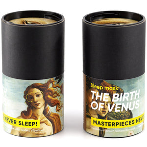 The Birth of Venus Sleep Mask