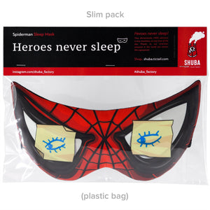 Spider man Sleep Mask