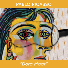 Load image into Gallery viewer, Dora Maar Sleep Mask
