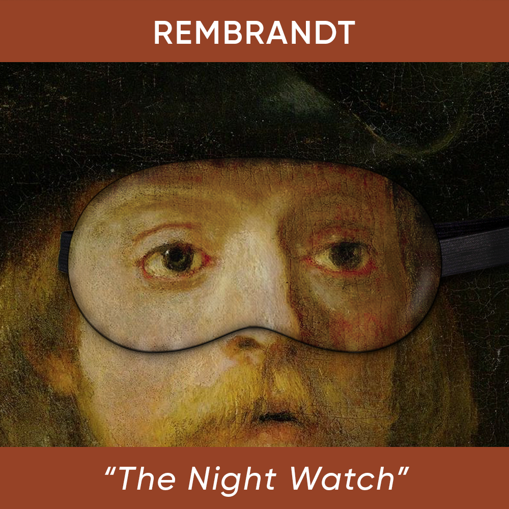 The Night Watch Sleep Mask