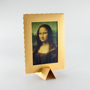 Hello From Banksy — Mona Lisa, Postcards