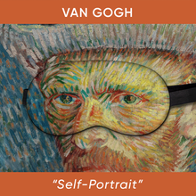 Load image into Gallery viewer, Van Gogh Sleep Mask