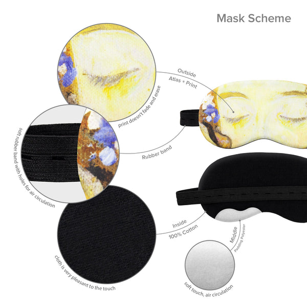 The Kiss Sleep Mask