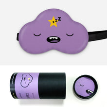 Load image into Gallery viewer, Lumpy Princess sleep mask