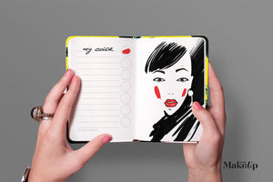Make Up Book