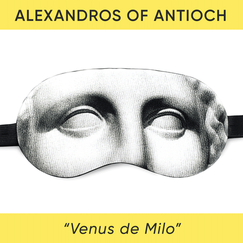 Venus de Milo Sleep Mask