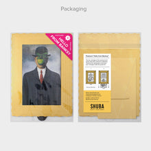 Load image into Gallery viewer, Hello From Banksy — Rene Magritte - The Son of Man, Postcards